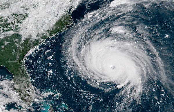 Hurricane Florence Strategic Planning