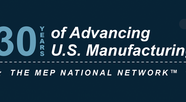 The Manufacturing Extension Partnership Program's 30th Anniversary